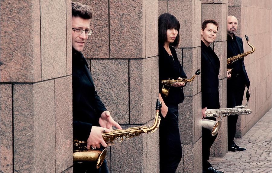 rascher saxophon quartett