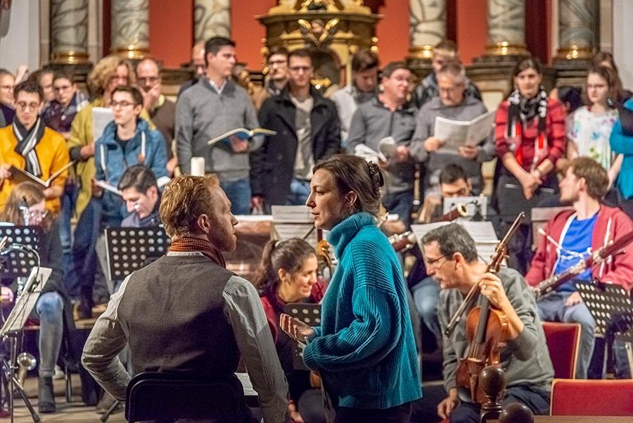 AMA DEUS Chor und Kammerensemble