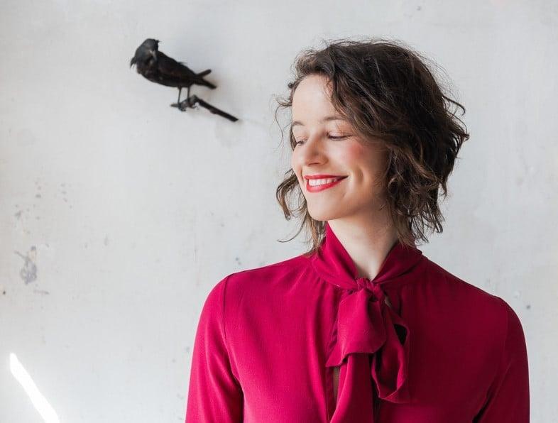Sopranistin Viola Blache